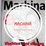 Machina: overgevoelig voor straling