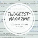 Tijdgeest magazine: straling en nog een straling